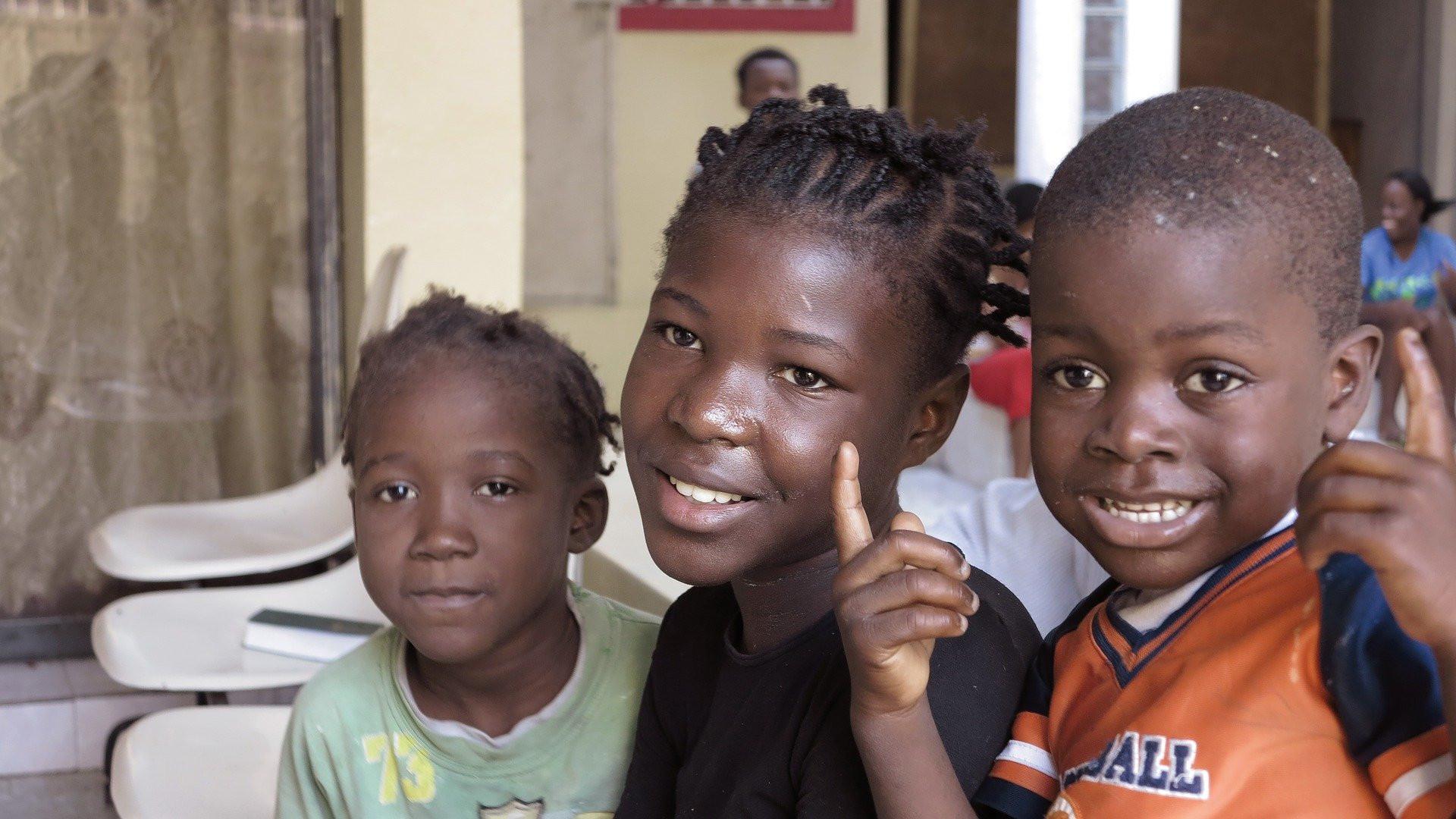 engagement humanitaire enfants